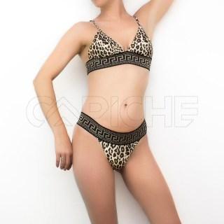 Bikini Tigre Beje