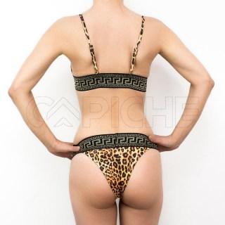 Bikini Tigre Torrado