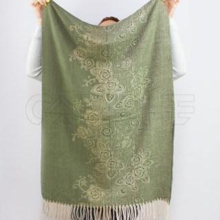 Écharpe Rosita Verde