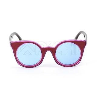 Óculos de sol Bacana Roxo