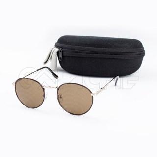 Óculos de sol Circle T Brown