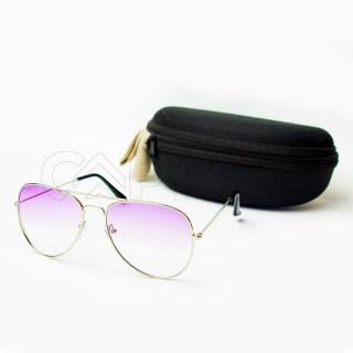 Óculos de sol Aviator Purple