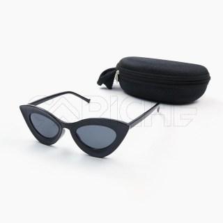 Óculos de sol Cat Eye Black