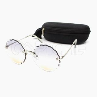 Óculos de sol Xsaran Round Degrade