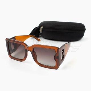 Óculos de sol Bimba castanho