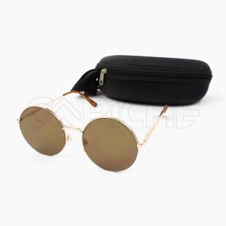 Óculos de sol Roundy brown