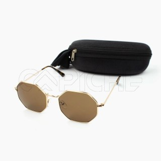 Óculos de sol Six Brown