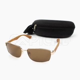 Óculos de sol LuiK castanho