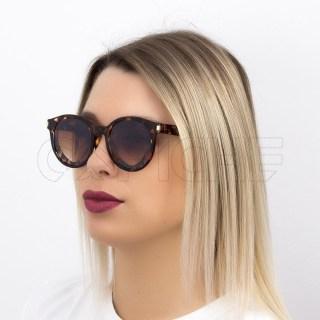 Óculos de Sol Love Castanho