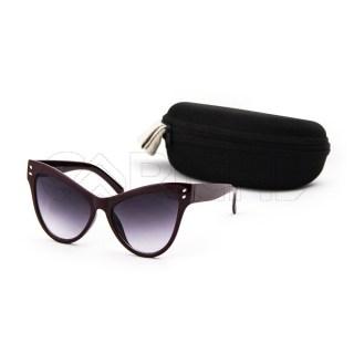 Óculos de sol Reba Bordeaux