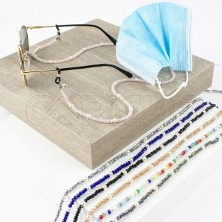 Cordão para Óculos e Máscara Mescla