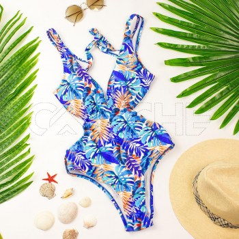 Trikini Maho Azul