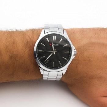 Relógio Aço Derbi Black