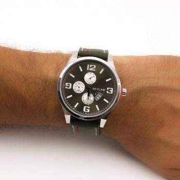 Relógio Felix verde