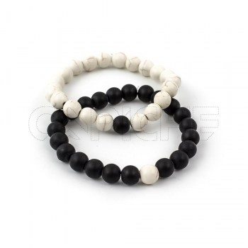 Pulseiras Black & White