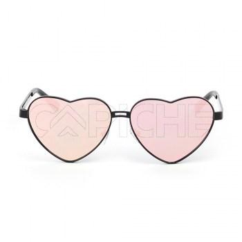 Óculos de sol Heart Pink