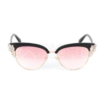Óculos de Sol Milu Rosa