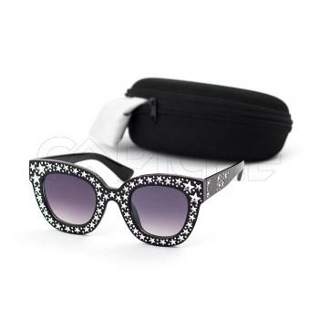 Óculos de sol Stars Black