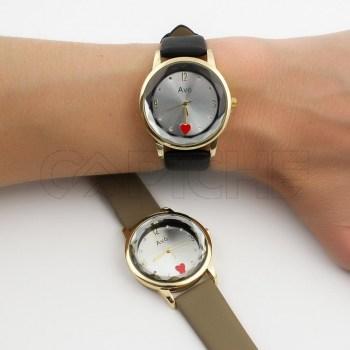 Relógio Avó Dourado