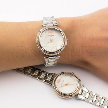 Relógio Aço Stella