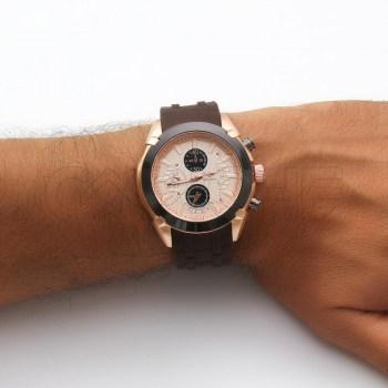 Relógio Metal Dario