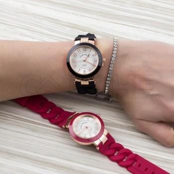 Relógio Dayse Silicone
