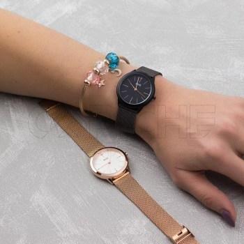 Relógio Aço Maisie