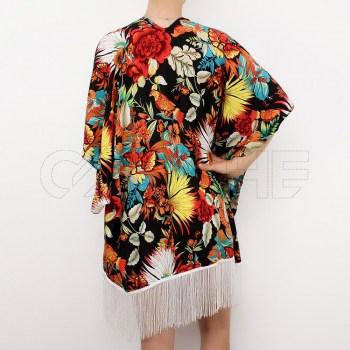 Kimono Flopy preto