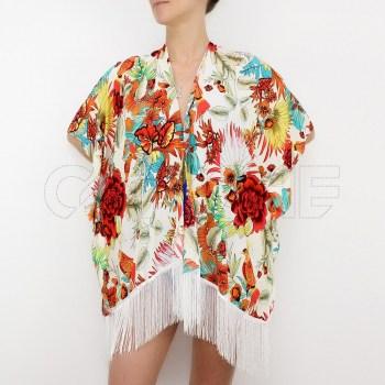 Kimono Flopy branco