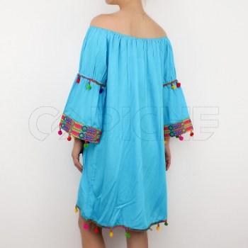 Vestido Haus azul