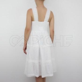 Vestido Salu Branco