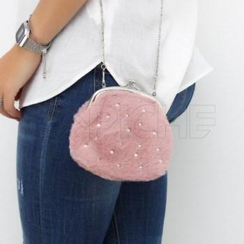 Pochete Perla rosa