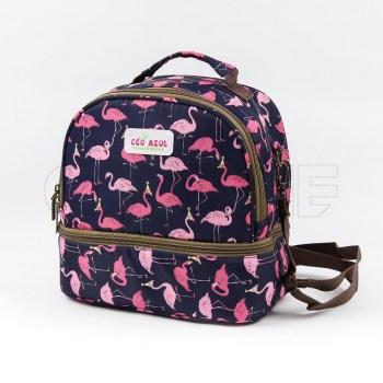 Lancheira Flamingo