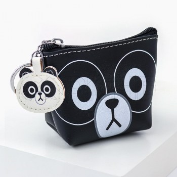 Porta moedas chaveiro panda