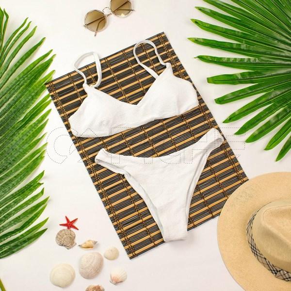 Bikini Jalousie branco