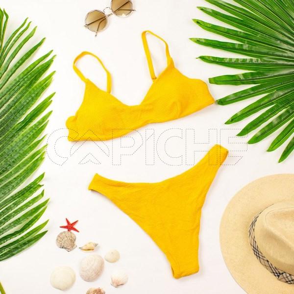 Bikini Jalousie Amarelo
