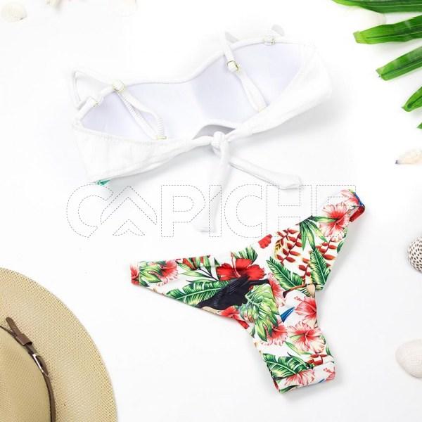 Bikini Shoal Branco