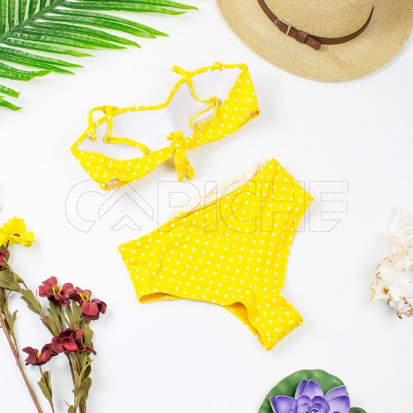 Bikini Martinica Amarelo