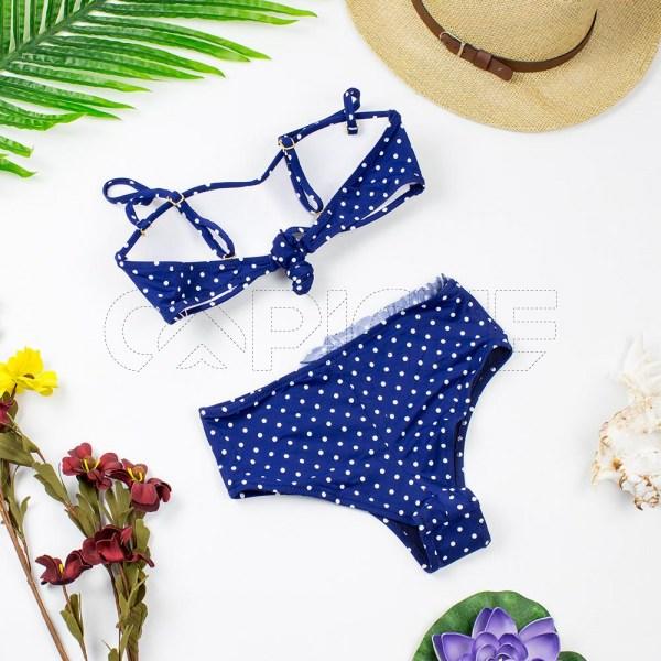 Bikini Martinica Azul
