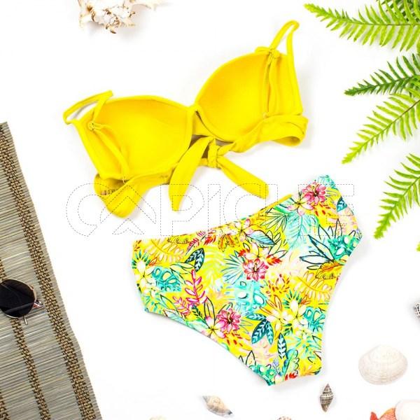 Bikini Agonda Amarelo