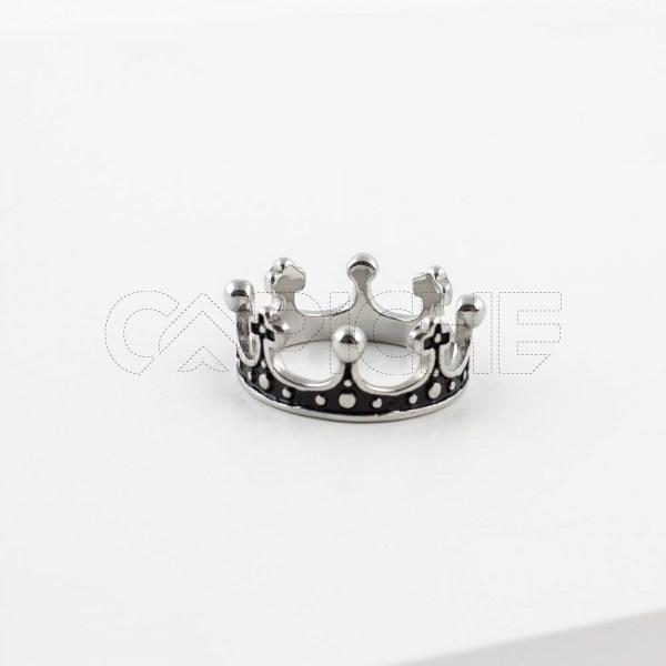 Anel de masculino Coroa