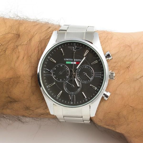 Relógio Libre Black