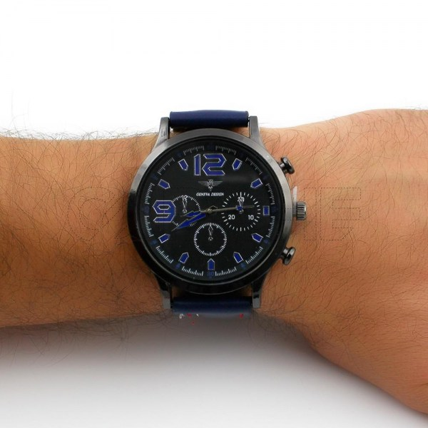 Relógio Storm Azul