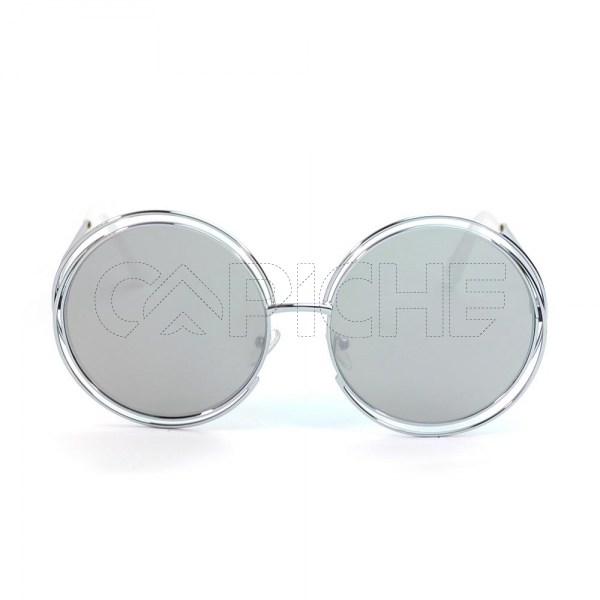 Óculos de Sol Carlina Prata