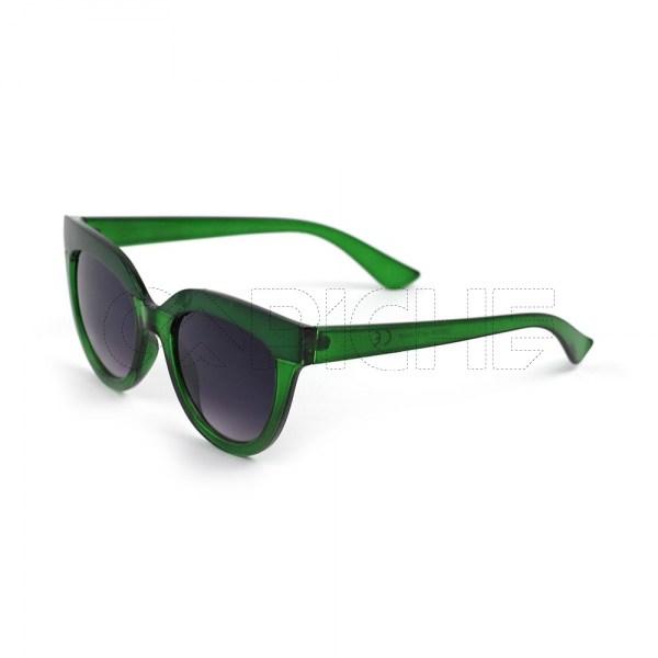 Óculos de sol Strass Verde