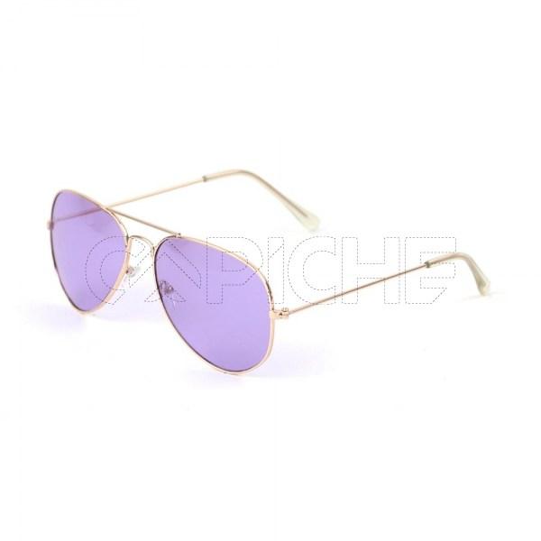 Óculos Aviator Colors Purple