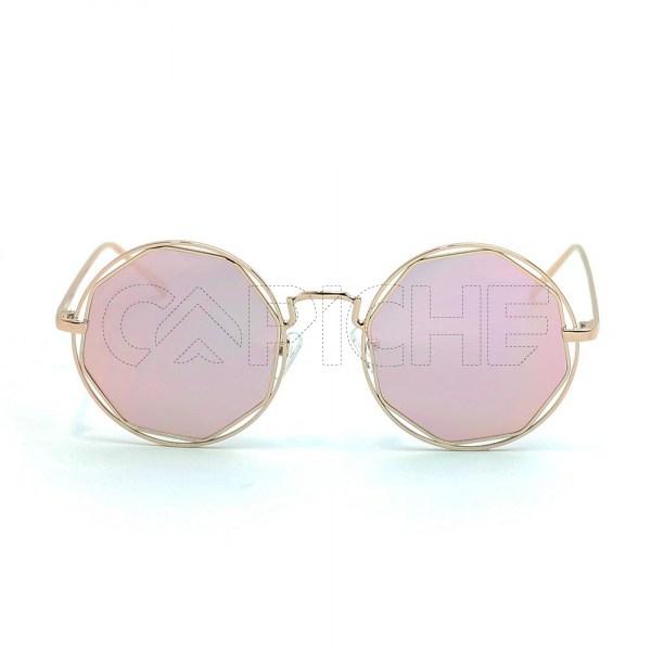 Óculos de Sol Hippie Rosa