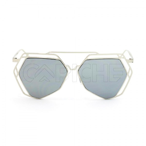 Óculos de sol Egza silver