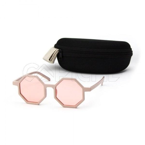 Óculos de sol Cherry Rosa