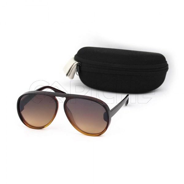 Óculos de sol Greta Castanho